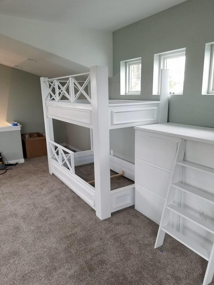 Custom Bunk bed Masterpiece