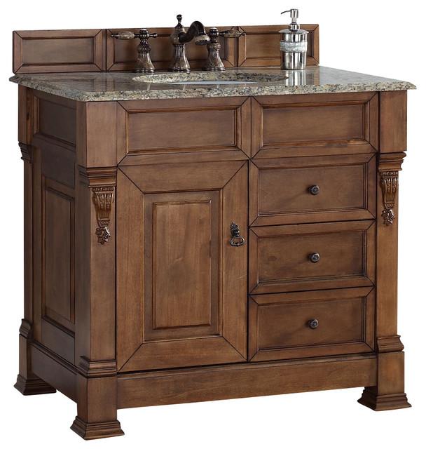 James Martin Furniture Brookfield Single Vanity With ...