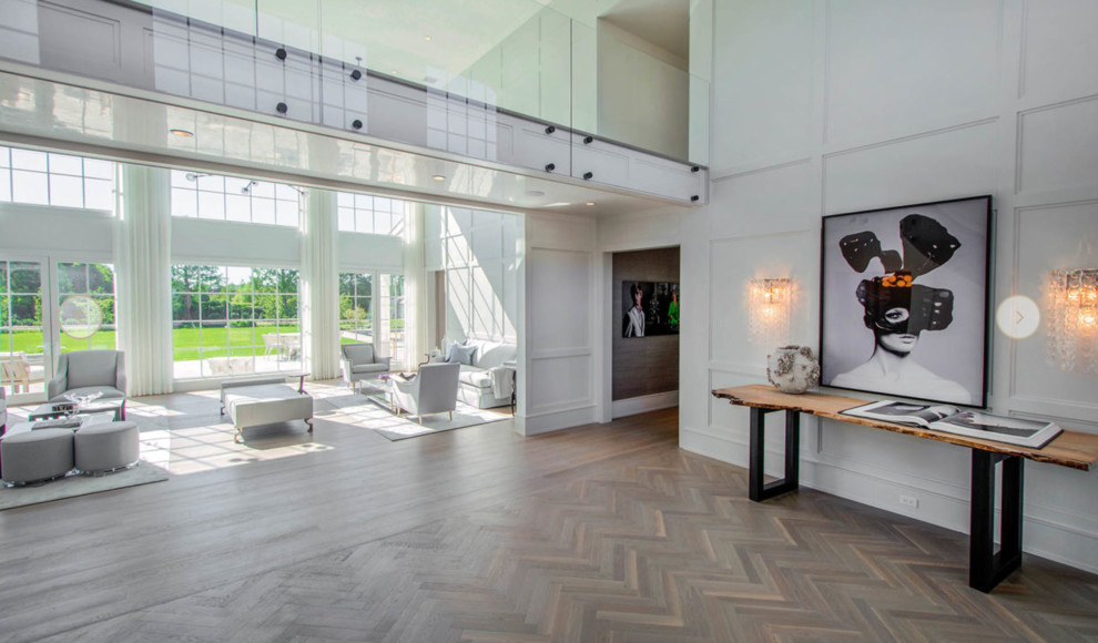 Custom Bridgehampton home