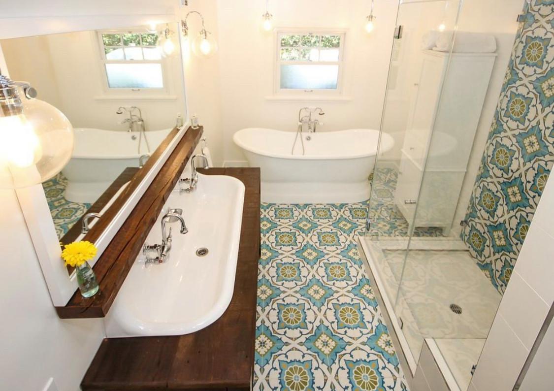 Bathroom remodeling in Malibu