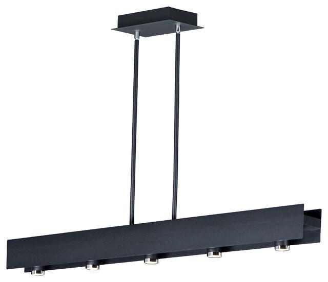 Beam LED 5-Light Pendant
