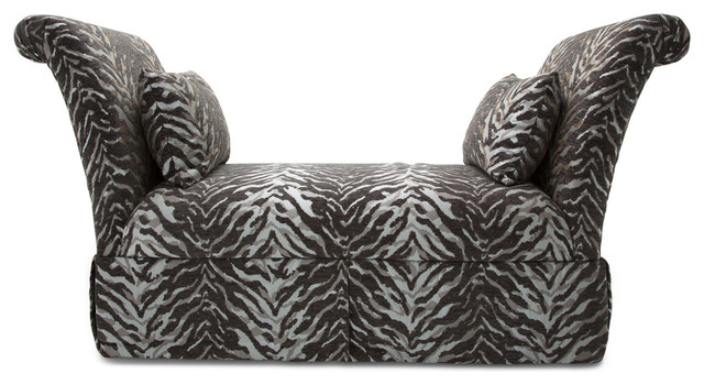 Aico Studio Leeah Upholstered Bench St-Leeah55-Smd-00.