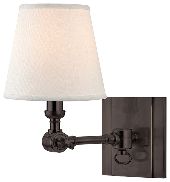 All Modern Wall Sconces : Hudson Valley Lighting Hillsdale Modern / Contemporary Wall Sconce X-BO-1326 - Contemporary ...