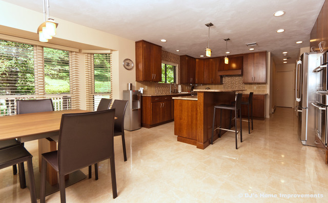 Kitchen Remodel by DJ's Home Improvements contemporary-kitchen