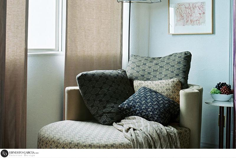 Living Room - Lounging Corner