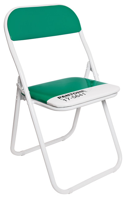 Pantone Metal Folding Chair Contemporary Folding Chairs And Stools By S