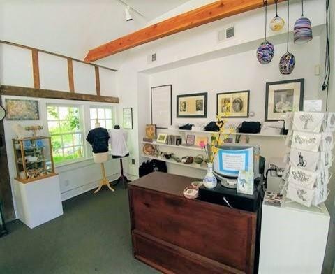 Woodstock Byrdcliffe Guild Shop Renovation
