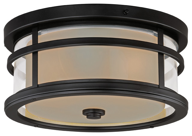 Cadiz 12 Outdoor Flush Mount Light.