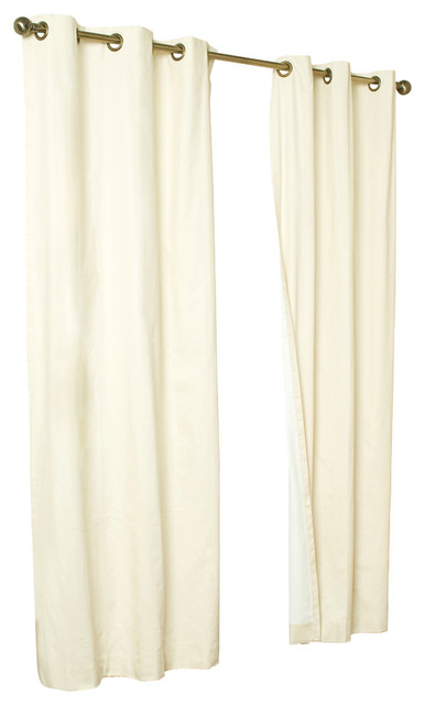 thermalogic insulated solid grommet top curtains