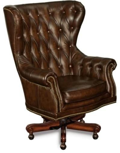 Hooker Furniture Ec362-201 Erin Office Chair.