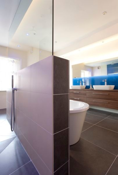 Master bathroom oxfordshire contemporary oxfordshire for Bathroom design oxfordshire