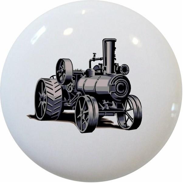 Carolina Hardware and Decor, LLC - Vintage Locomotive Ceramic Cabinet Drawer Knob & Reviews | Houzz