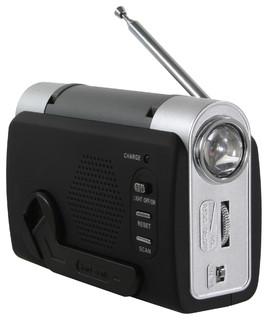 Sportsman Series Hand Crank Emergency Radio - Modern - Home ...