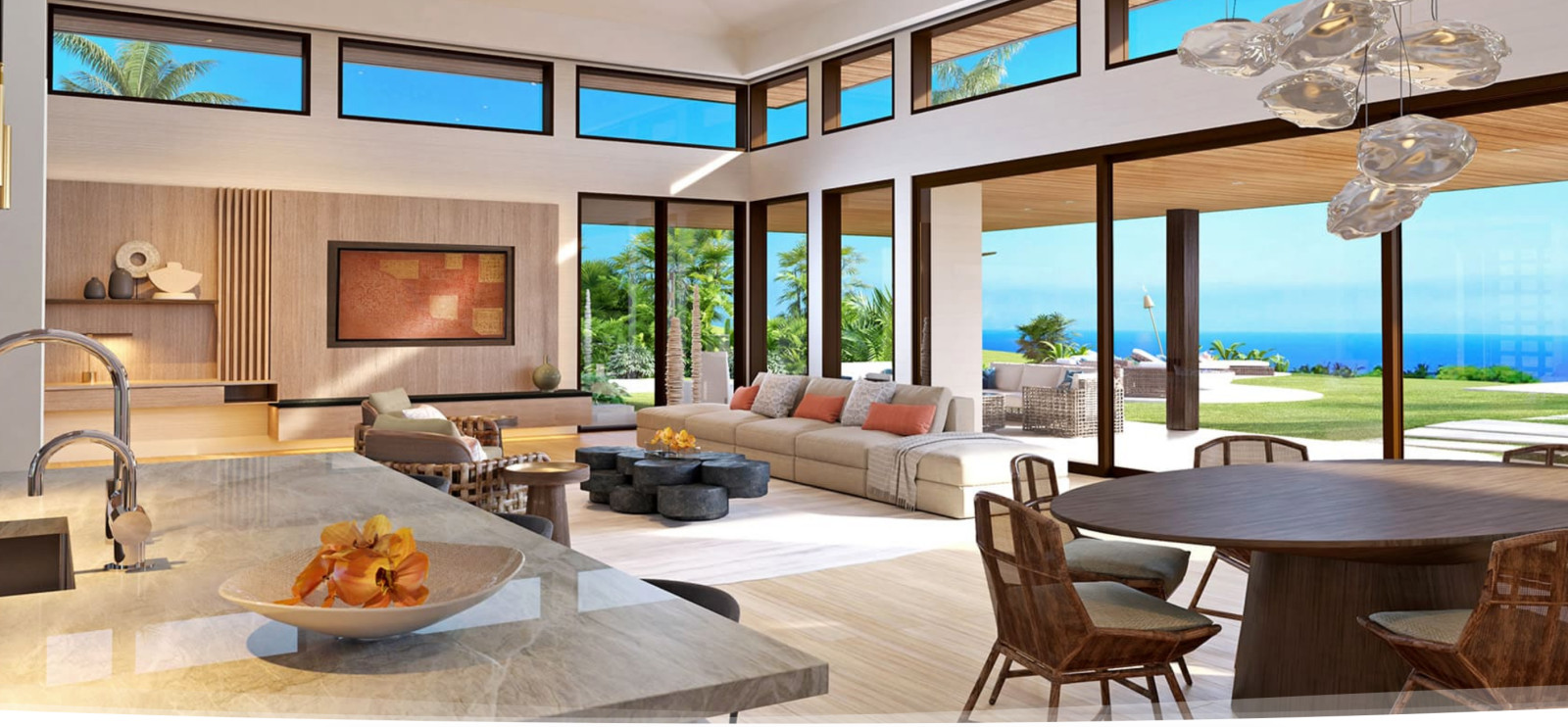 Hapuna Beach Residences - Sea