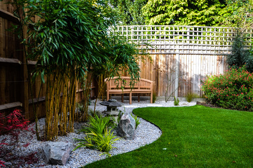 Superbe A Calming Japanese Style Garden Transformation