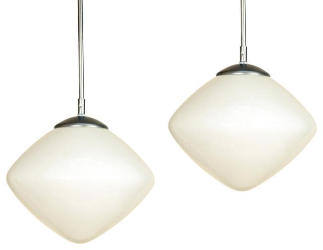 Vintage Mid Century Modern Atomic Pendant Lights