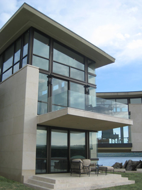 Glass Railings And Guard Rails Contemporary