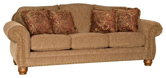 Sturbridge Sofa, Brown.
