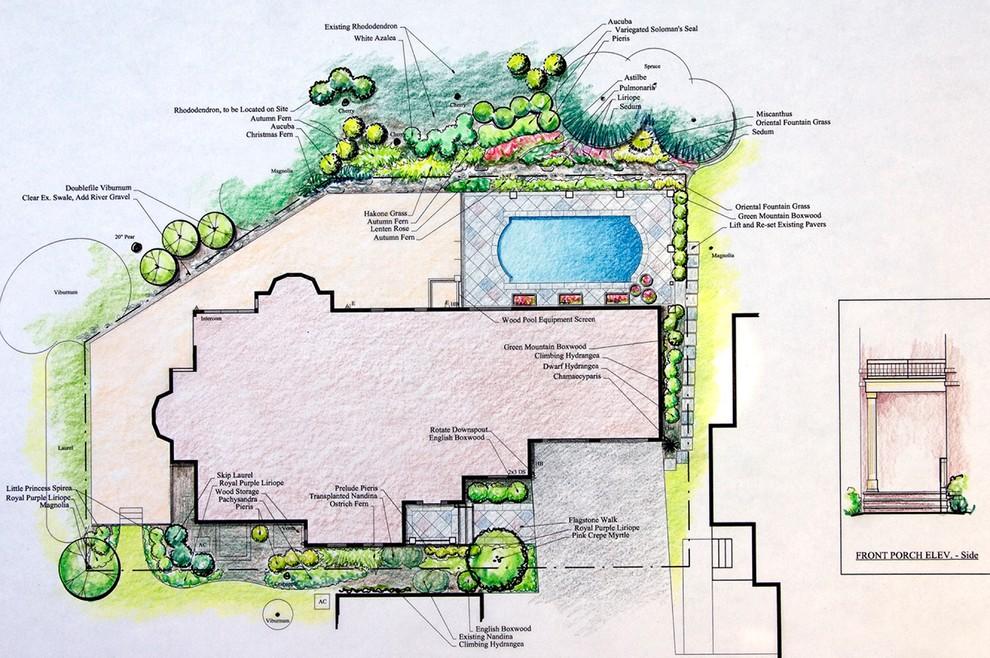 Avenel Residence PLAN