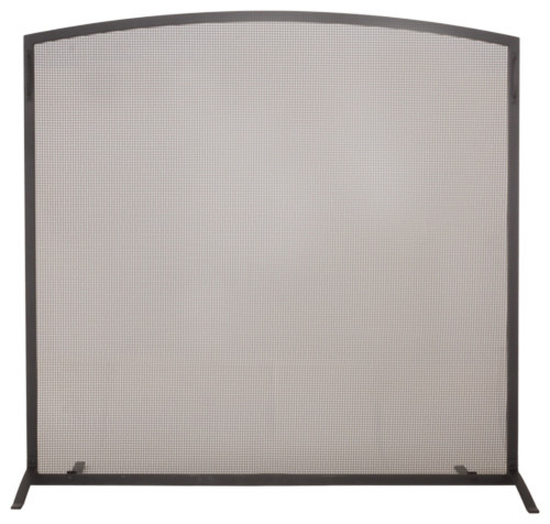 """47.5""""x45.5"""" Prime Arched Fireplace Screen"""