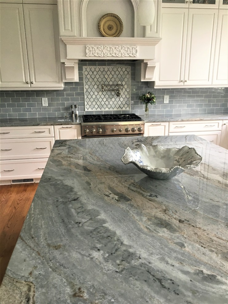 Fantasy Blue Quartzite Beach Style Charleston By Agm Imports Of Charleston