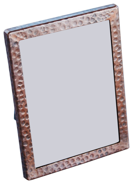 Hammered Copper Picture Frame