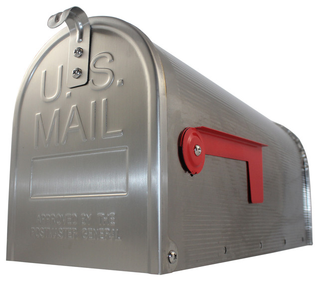 Stainless Steel Mailbox Industrial Mailboxes By