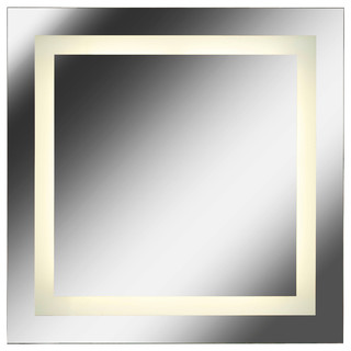 ... 9073 Rifletta Lighted Mirror - Bathroom Mirrors - by Mylightingsource
