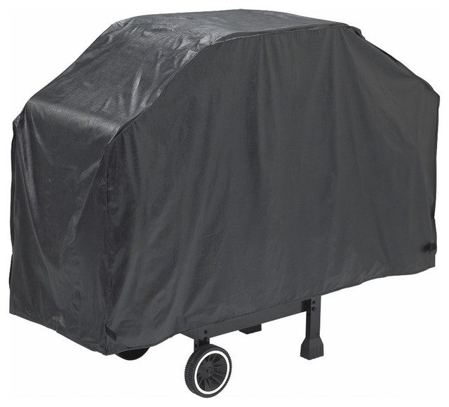 "Grillpro Black Heavy-Duty Grill Cover, 60""."