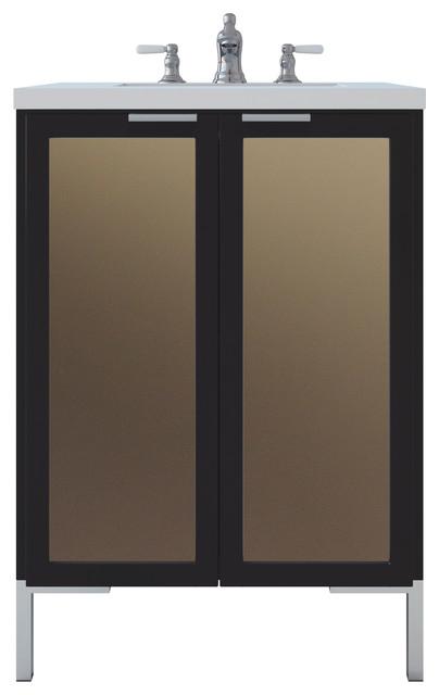 Freestanding Bathroom Vanity Bronze