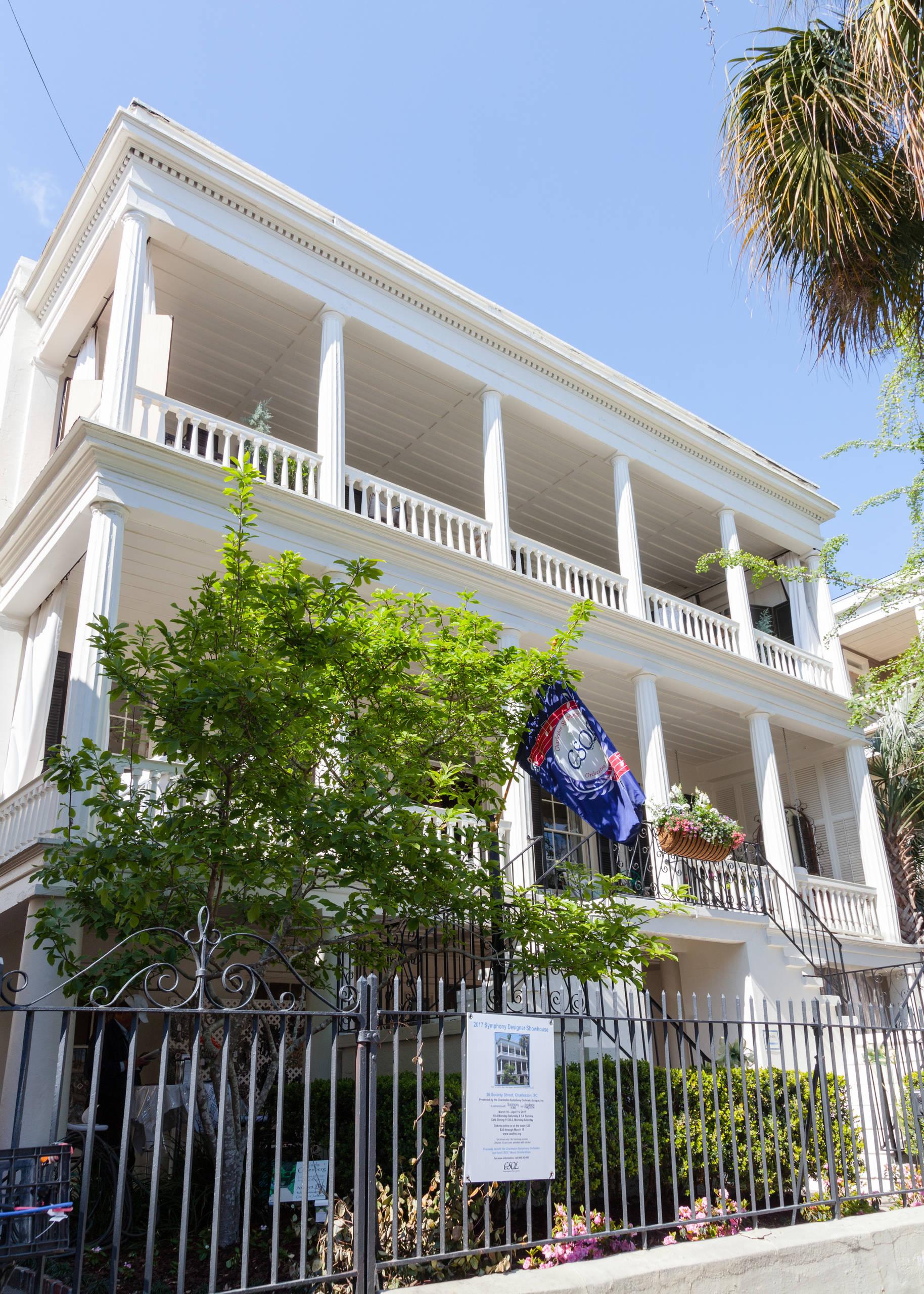 40th Annual Designer Showhouse in Charleston, SC