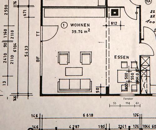 Wohn-/Esszimmer - brauche Tipps zur Gestaltung!