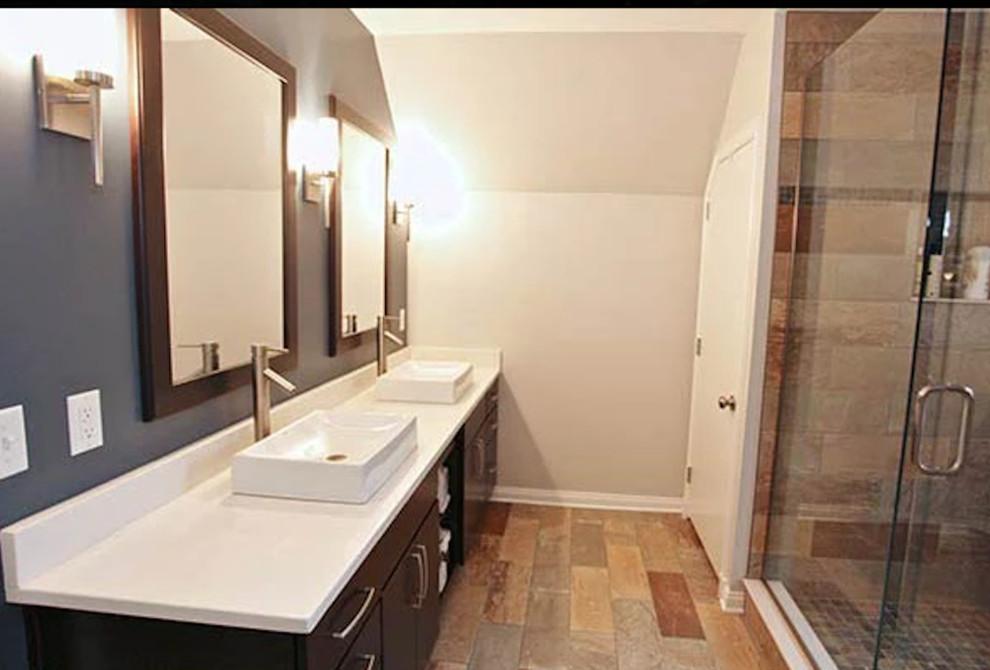 Modern Los Angeles  Bathroom Remodel
