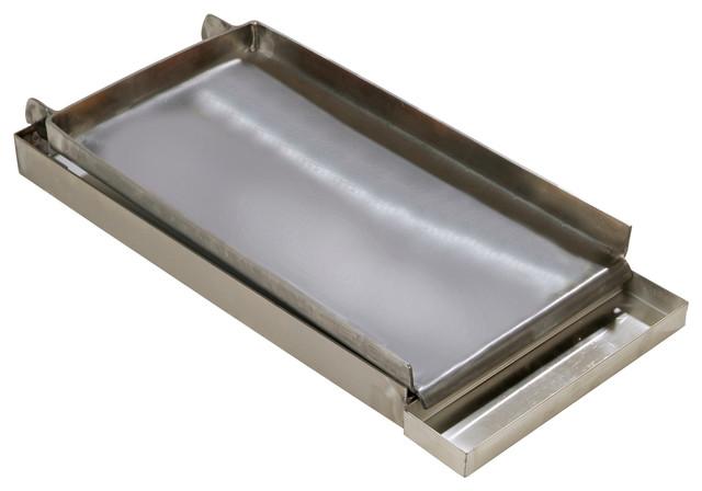 Commercial Steel Cooking Griddle/broiler.