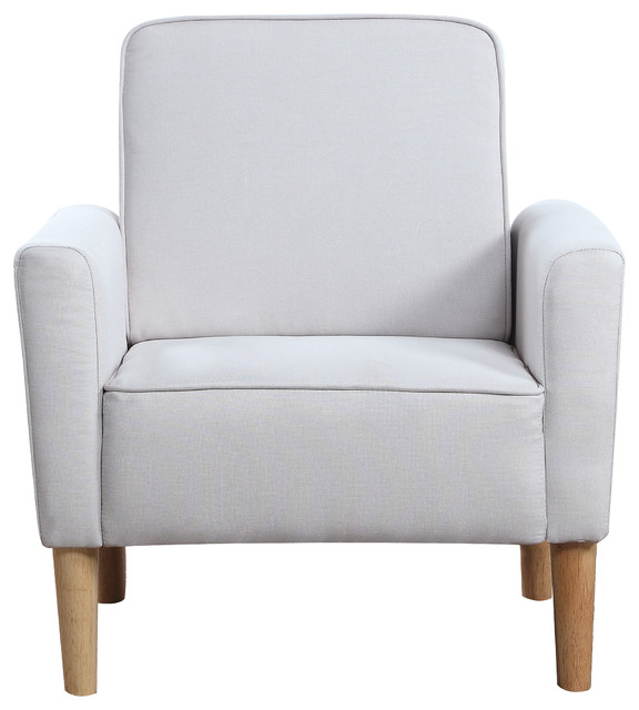 Mid century modern fabric living room armchair modern for Modern armchairs for living room
