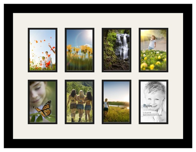 Arttoframes Collage Photo Frame With 8 Openings
