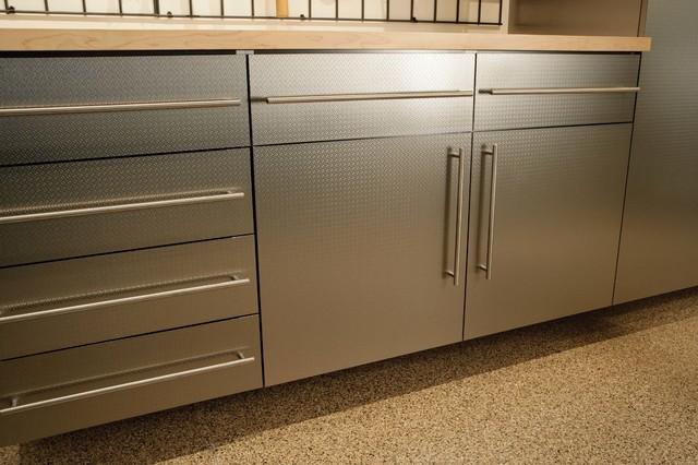 Stainless Steel Garage Cabinets Garage Orange County