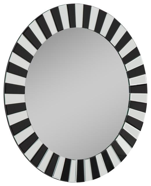 Tiara Modern Bathroom Mirror.