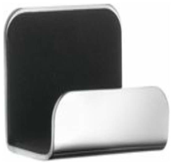 Smedbo Handy Holder Phone, Keys, Etc, Self Adhesive, Steel - Contemporary - Bathroom Accessories ...