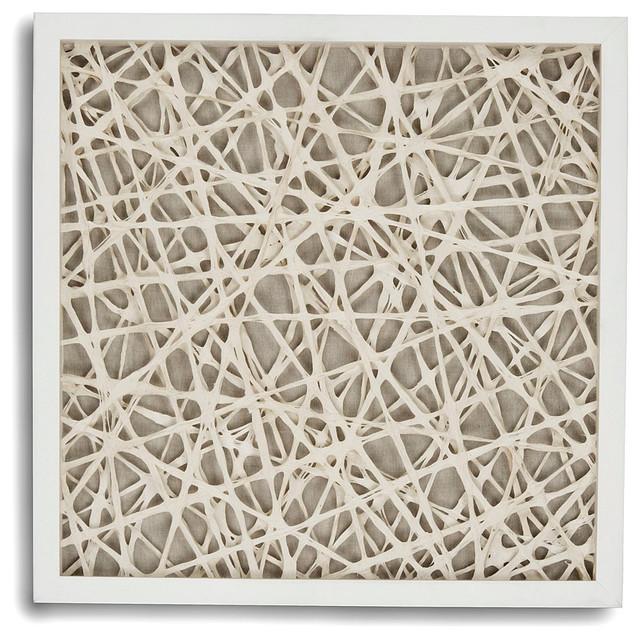 Shop Houzz Bliss Home Amp Design Abstract Paper Framed Art
