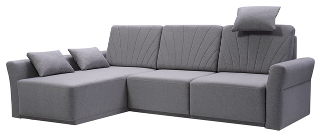 Molly Futon Sectional Sofa Bed Sleeper