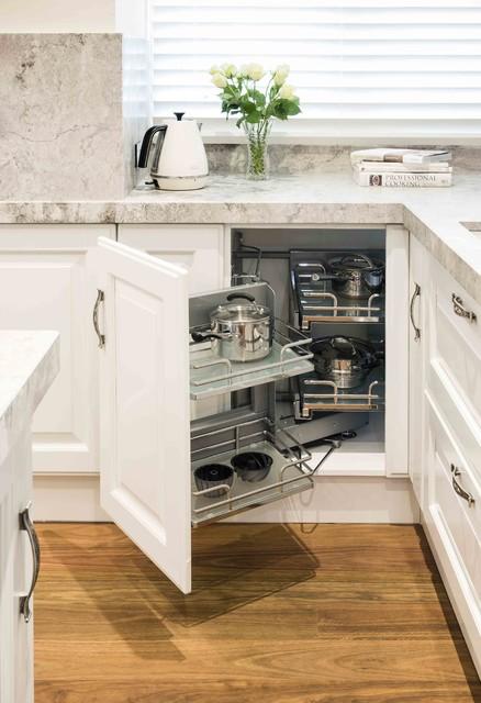 Pregunta al experto: ¿Es práctico un mueble rinconero en la cocina?