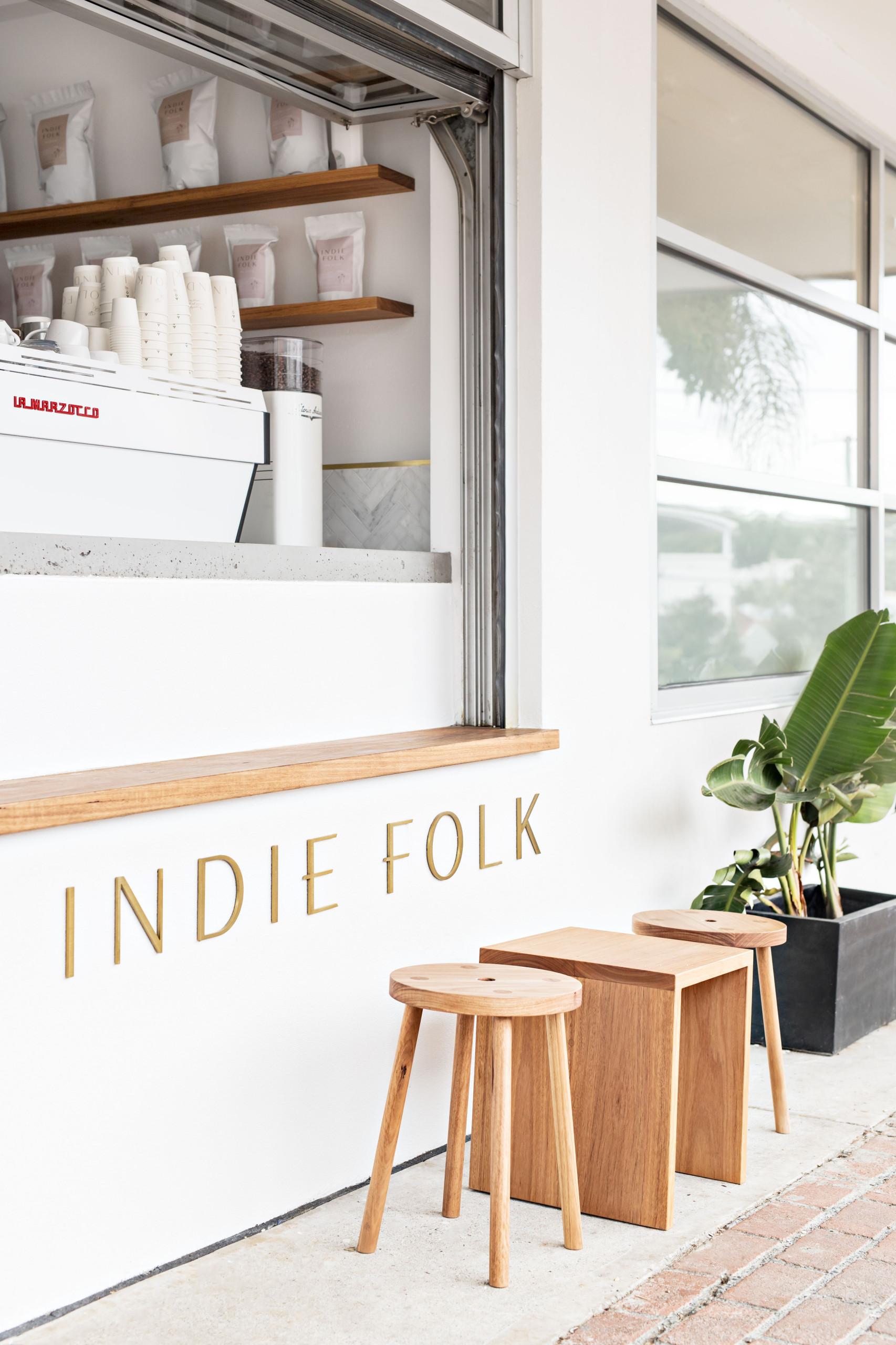 Indie Folk Cafe