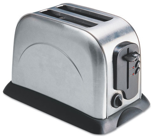 Shop Houzz Coffee Pro 2 Slice Toaster With Adjustable