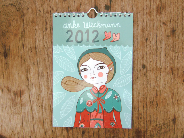 Guest Picks 20 Lovely Calendars For 2012