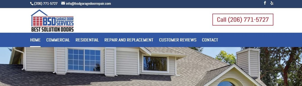 BSD Garage Door   Renton, WA, US 98057   Reviews U0026 Portfolio | Houzz