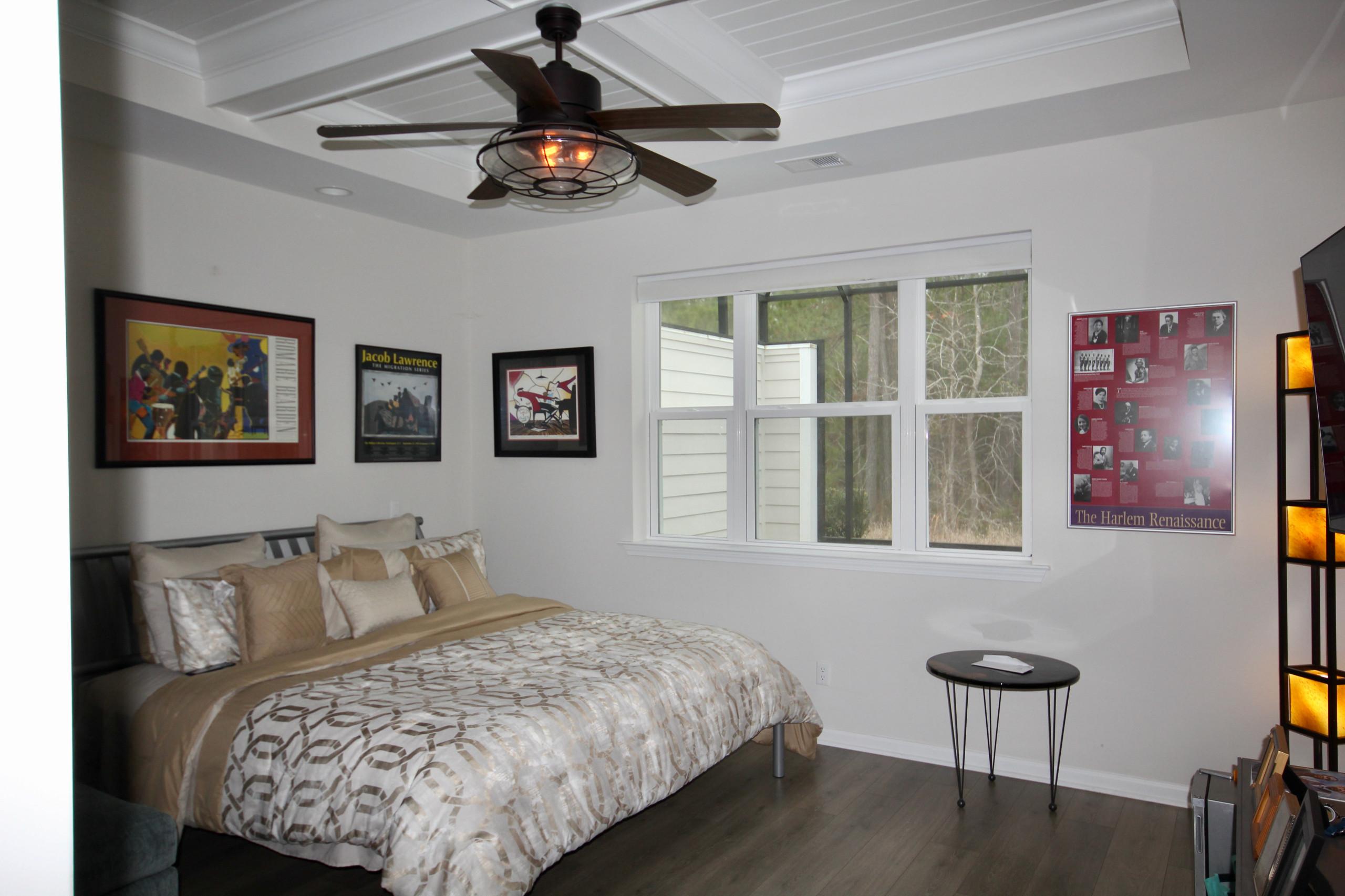 Margarittaville Design Master Bedroom