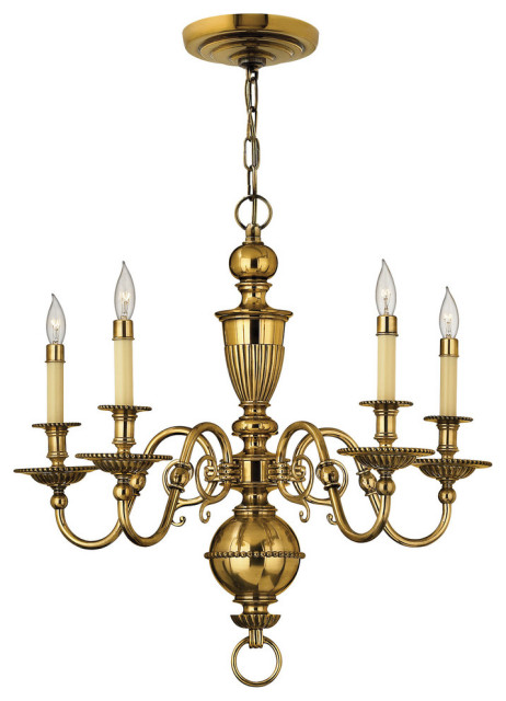 Hinkley Cambridge Chandelier Small Single Tier