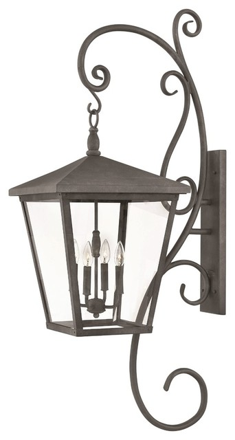 Hinkley Outdoor Trellis Extra Large Wall Mount