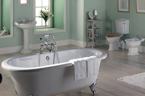 How Can I Create A Downton Abbey Inspired Bathroom